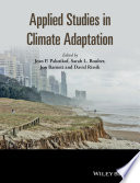 Book Cover: Applied Studies in Climate Adaptation