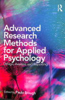 Research Methods for Applied Psychologists