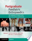 Postgraduate Paediatric Orthopaedics