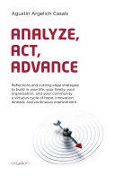 Analyze  Act  Advance