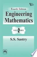 Engineering Mathematics Vol. Two 4Th Ed.  , Volume 2