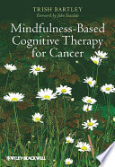 Mindfulness Based Cognitive Therapy For Cancer Book PDF