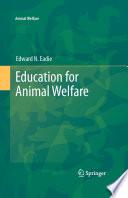 Education for Animal Welfare Book