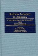 Reform Judaism In America