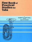 Practical Studies for Tuba