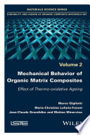 Mechanical Behavior Of Organic Matrix Composites Book PDF