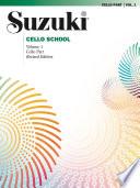 Suzuki Cello School  Volume 1  Revised