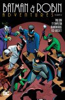 Batman & Robin Adventures Vol. 2 [Pdf/ePub] eBook