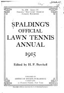 Pdf Wright & Ditson Officially Adopted Lawn Tennis Guide