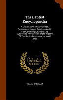 The Baptist Encyclopaedia