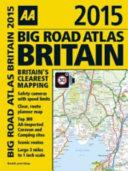 Big Road Atlas Britain 2015