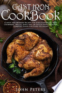 Cast Iron Cookbook