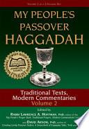 My People S Passover Haggadah