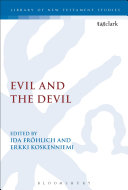 Evil and the Devil