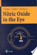 Nitric Oxide in the Eye Book