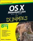 OS X Mountain Lion All in One For Dummies