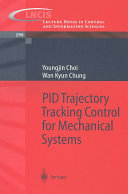 PID Trajectory Tracking Control for Mechanical Systems