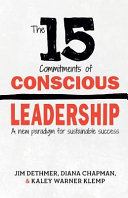 The 15 Commitments of Conscious Leadership Book PDF