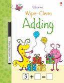 Wipe Clean Adding Book PDF
