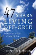 47 Years Living Off Grid Book PDF