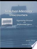 Teacher Identity Discourses