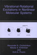 Vibrational-Rotational Excitations in Nonlinear Molecular Systems ebook
