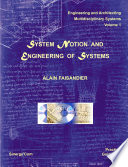 System notion and engineering of systems Book