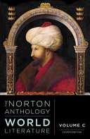 link to The Norton Anthology of World Literature Vol. C in the TCC library catalog