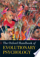 Oxford Handbook of Evolutionary Psychology