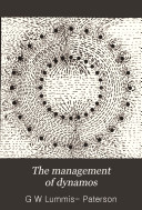 The Management of Dynamos Book