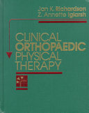 Clinical Orthopaedic Physical Therapy Book