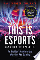 This is esports  and How to Spell it  Book PDF