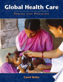 Global Health Care  Issues and Policies Book