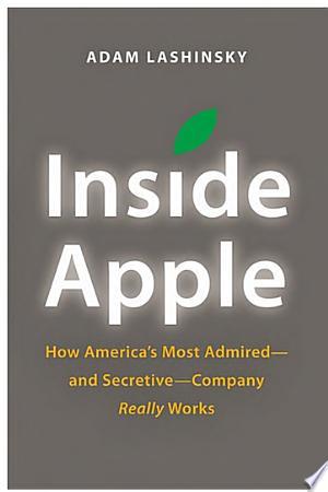 Inside Apple banner backdrop