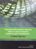 Teaching Information Literacy Skills to Social Sciences Students and Practitioners