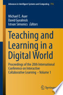 Teaching and Learning in a Digital World Book