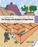 Introduction to the Design and Analysis of Algorithms  : International Edition