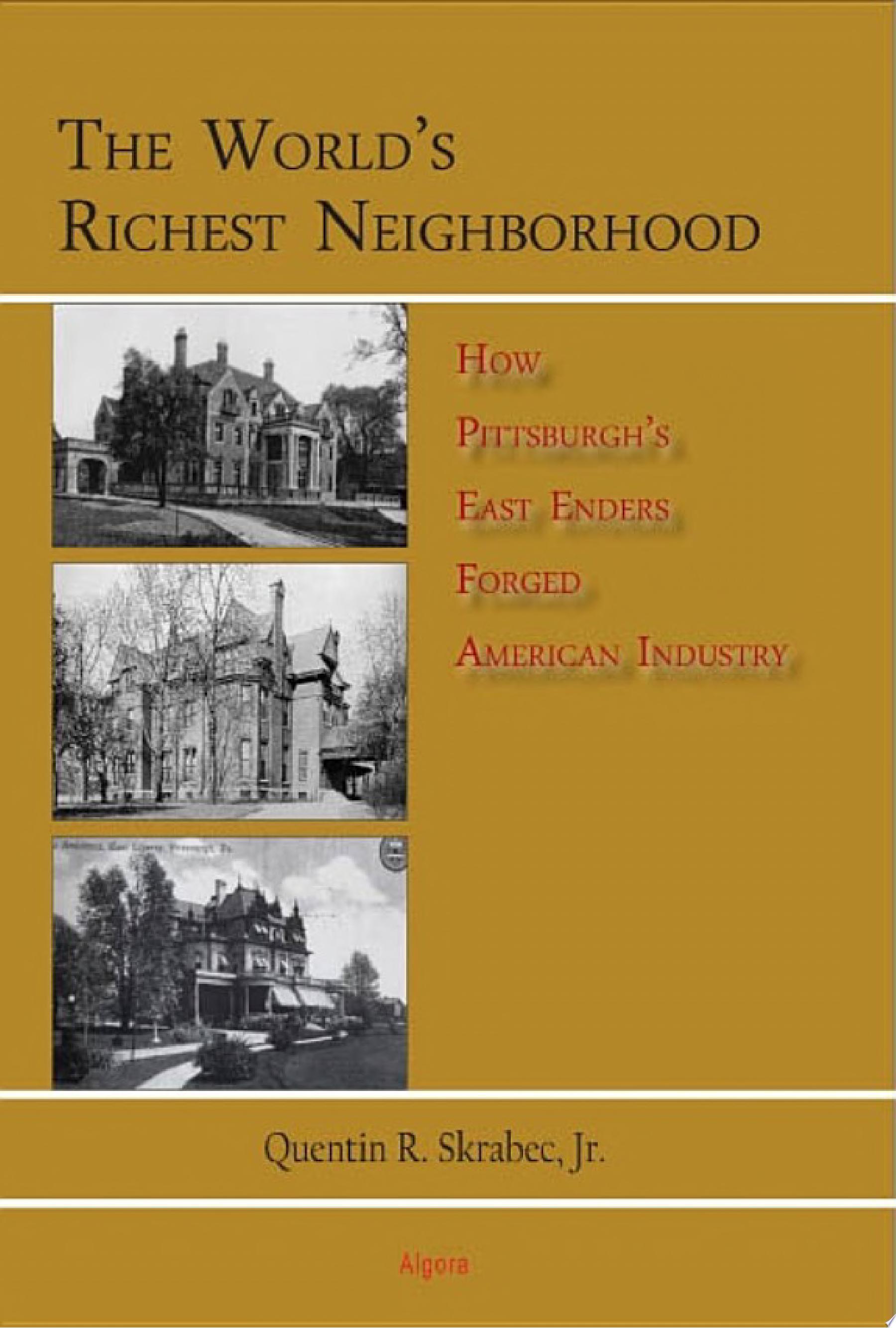 The World s Richest Neighborhood