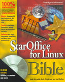 StarOffice for Linux Bible
