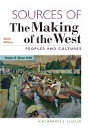 Sources of The Making of the West  Volume 2 Book