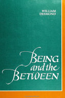 Being and the Between Pdf/ePub eBook