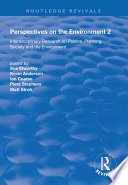 Perspectives on the Environment  Volume 2