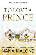 To Love a Prince Pdf/ePub eBook