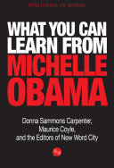 What You Can Learn From Michelle Obama