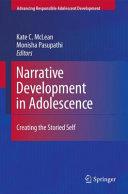 Narrative Development in Adolescence [Pdf/ePub] eBook