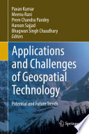 Applications And Challenges Of Geospatial Technology Book PDF