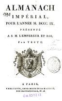 Almanach impérial