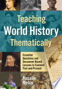 Teaching World History Thematically Book PDF