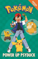 The Official Pokemon Fiction  Power Up Psyduck