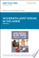 Joint Disease in the Horse - E-Book